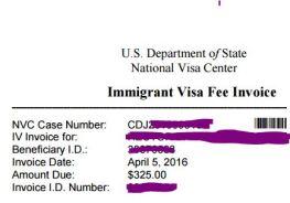 ImmigVisaFeeInv